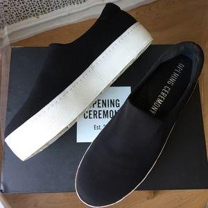 OPENING CEREMONY Slip-On Platform Sneakers
